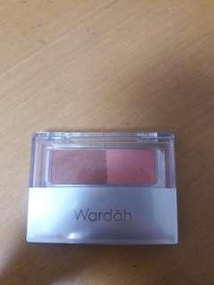 Wardah blush on A