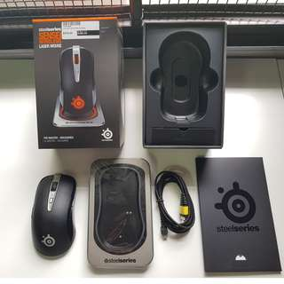 Steelseries Sensei Wireless with full box and accessories - $50 FRIM, NON-NEGOTIABLE!