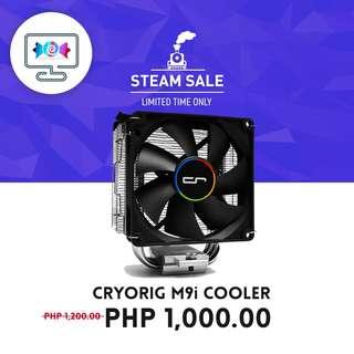 Intel Cooler CRYORIG M9I