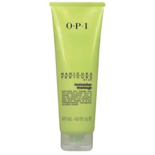 🚚 OPI MANICURE / PEDICURE CUCUMBER MASSAGE LOTION