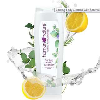 Cooling Body Cleanser