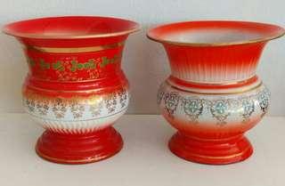 Vase 2 pc set