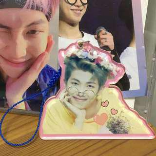 (INSTOCK) BTS RM Kim Namjoon Acrylic Key Charm