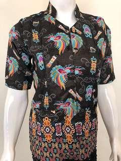 Baju Batik Asli Biak Jayapura