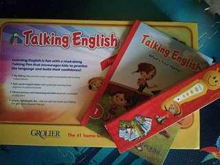 Grolier Talking English