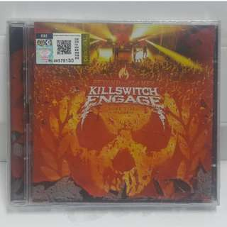 KILLSWITCH ENGAGE - Beyond The Flames (Home Video Volume 2) CD + BLU-RAY