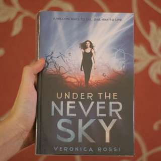Under the Never Sky (import novel)