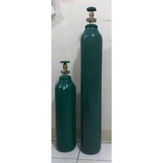 Medical oxygen tank and content for sale sell refill