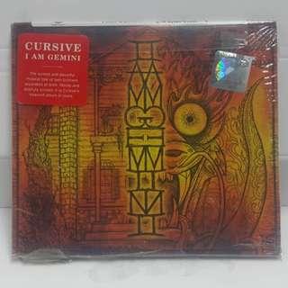 CURSIVE - I Am Gemini CD