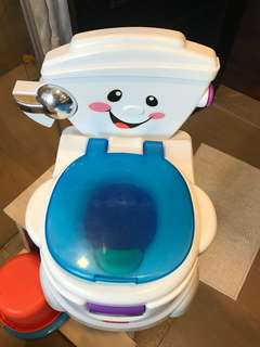 #blessing Fisher Price Potty