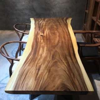 TSAW 004 GSS Top Grade South American Walnut Table A04