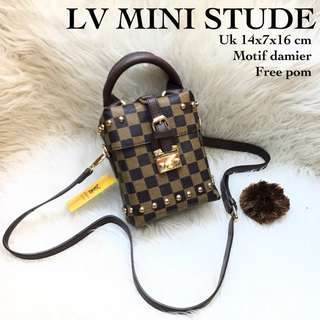 Tas LV Box Minife Mini Import