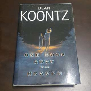 One Door Away From Heaven (Hardbound) by Dean Koontz