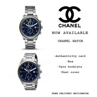 Chanel Watch For Men