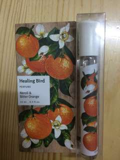 Clio Healing bird perfume Neroli & Bitter Orange