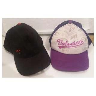 Assorted cap $30 to 80