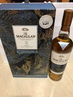 Macallan triple cask 12