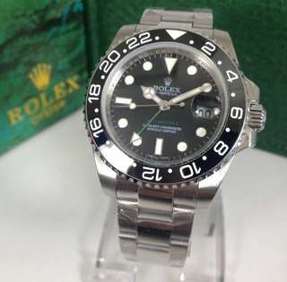 Rolex GMT Master II black