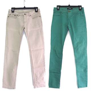 F21 Bench Jeans