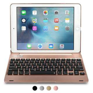 261 iPad Pro 9.7/iPad Air 2 keyboard case