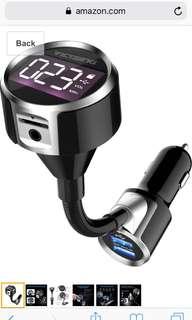 Victsing BC18 car Bluetooth fm transmitter