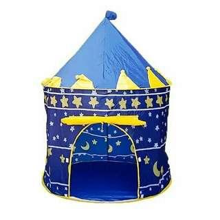 Tenda anak bentuk istana