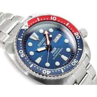 精工 SEIKO Prospex PADI AUTOMATIC 自動錶 DIVERS WATCH 潛水 SRPA21K1 DIVERS 200M 防水 SRPA21-K