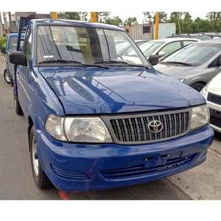 2003年~ TOYOTA豐田~ Zace 瑞獅~ 1.8L 貨車~ 藍
