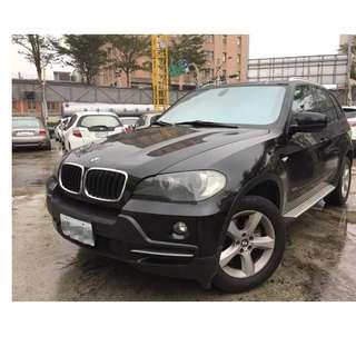 【老頭藏車 】2008 BMW X5『0元就把車貸回家 』『全貸,超貸,免保人』中古 二手 汽車