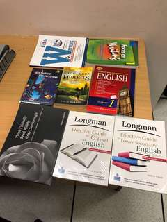 O Level Assessment story secondary English books