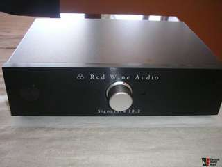 Red Wine Audio Signature 30.2 With New Battery