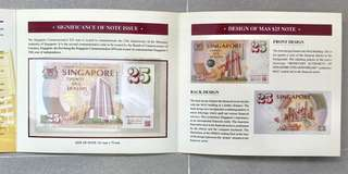 PRICE LOWERED! Singapore collectables notes RARE