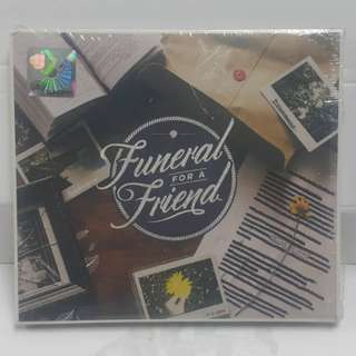 FUNERAL FOR A FRIEND - Chapter & Verse CD