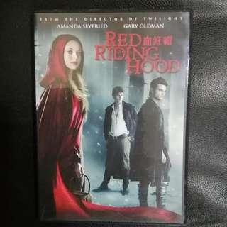 血紅帽 DVD(包郵)