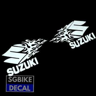 Suzuki Tribal Reflective