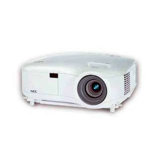 NEC LT380 3000 Lumens Projector (for hire)
