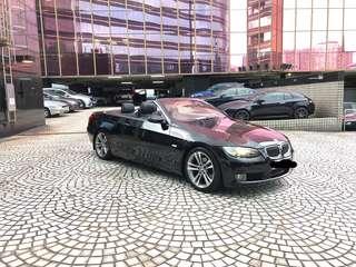 2007 BMW 323I CONV