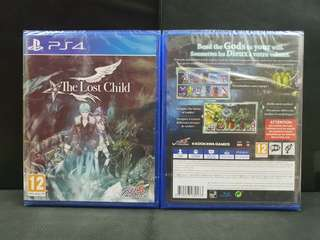 [BN] PS4 The Lost Child (Brand New)