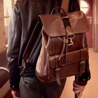 100% Original COACH Bleeker Backpack Brand New
