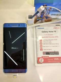 Samsung Note FE Promo Free 1X Angsuran Tanpa Kartu Kredit