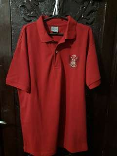 Golf Time Polo Shirt