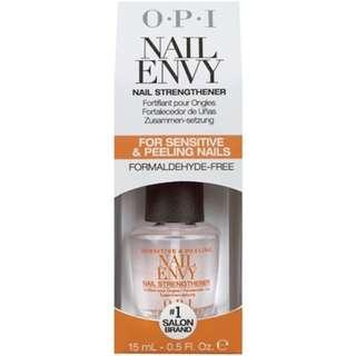 🚚 OPI Nail Envy Nail Strengthener ♥ For Sensitive and Peeling Nails ♥