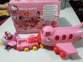 Jumbo Sanrio Play Set