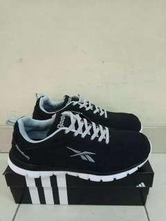Sepatu Running Olahraga Pria Cowok Premium Reebok Adidas Quality