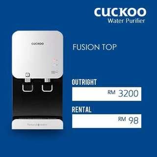 Fusion Top Cuckoo
