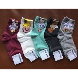 Food - Paw - Iconic socks