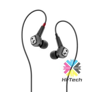 Sennheiser IE80S 可換線入耳式耳機 Sennheiser IE 80 S In-Ear, Noise-Isolating Headphones