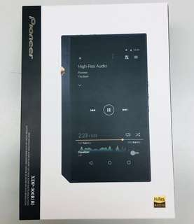 Pioneer DAP XDP-300R high res audio player