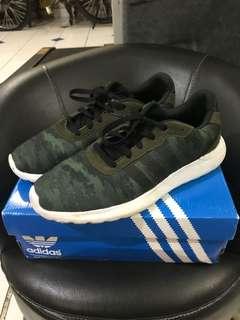 BNIB Sepatu Sneakers Adidas Neo Cloudfoam Original Mulus Jual Cepet