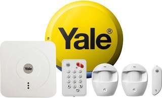 Yale Smart Home Alarm Kit !!